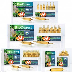 PRODIBIO-BIODIGEST FULL AQUARIUM CARE KIT  (AUTHORISED UK SELLER)