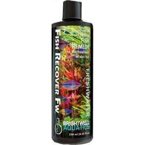 BRIGHTWELL FISH RECOVER F (Anti Bacterial treatment for Freshwater Fish)